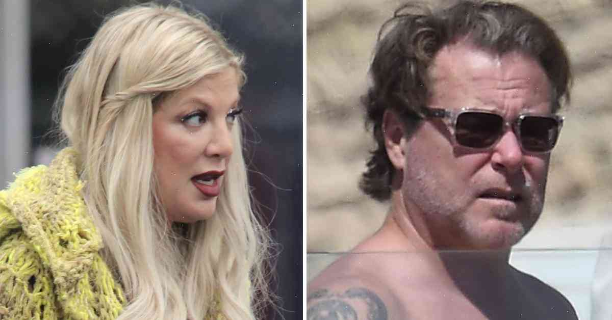 Tori Spelling and Dean McDermott reportedly no longer speaking after argument over $6,000 bill